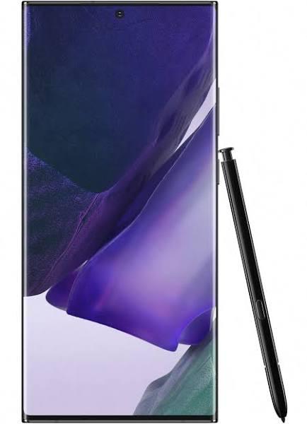 Samsung GALAXY NOTE20 ULTRA 5G 256 GB MYSTIC Black (Snapdragon)