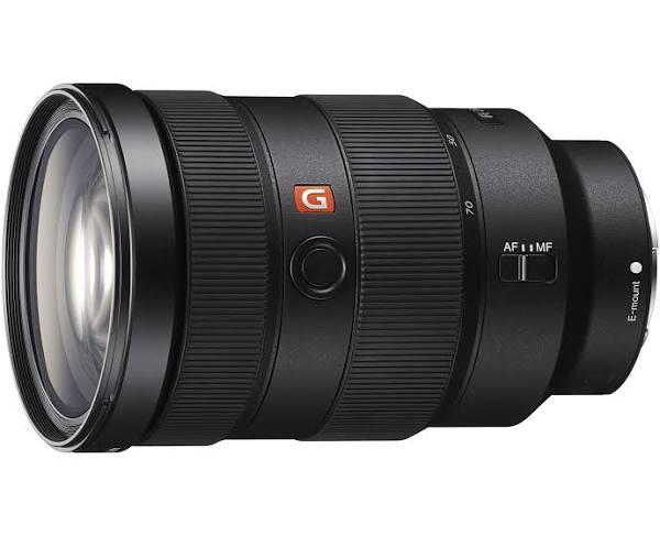 Sony SEL247028GM FE 24-70mm f/2.8 GM Lens