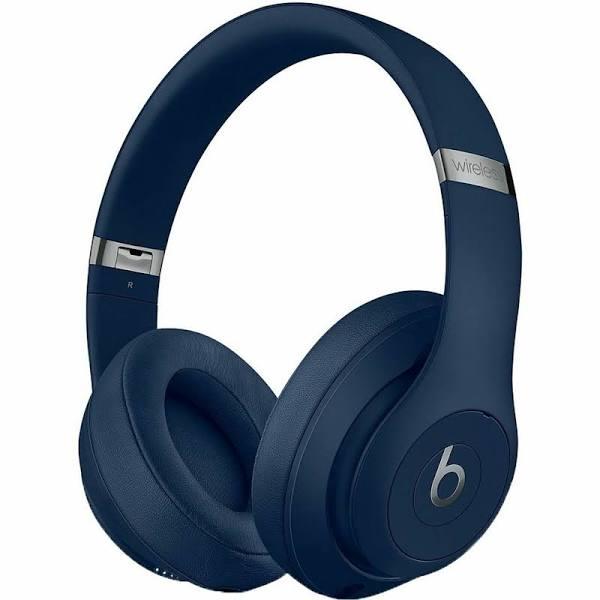 Beats Studio3 Wireless over-ear-hörlurar - blå