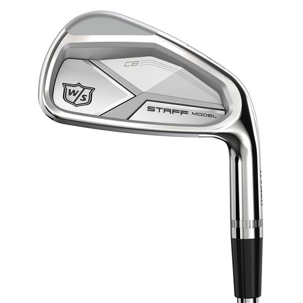 Wilson Staff Model Forged CB Irons - Mens RH 4-PW (7 Irons) Dynamic Go