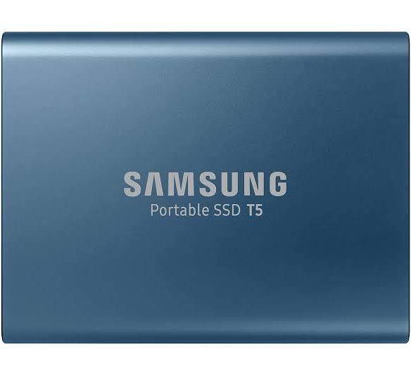 Samsung SSD 250GB T5