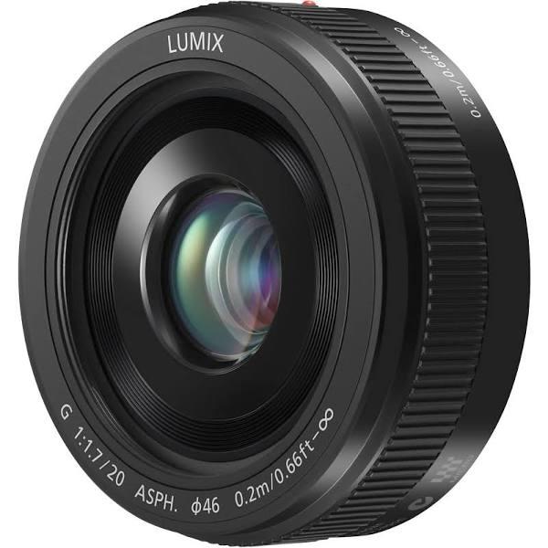Panasonic Lumix G 1,7/20 II ASPH. Hardware/Electronic