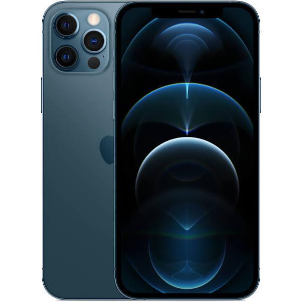 Apple Iphone 12 Pro 256 Gb Stillahavsblå
