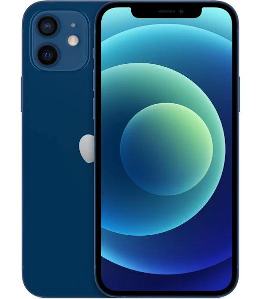 Apple Iphone 12 64 Gb Blå