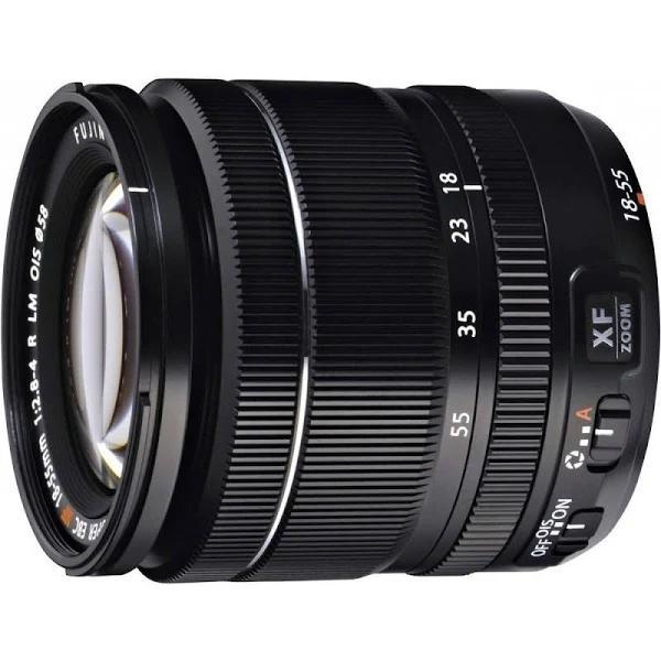 Fujifilm FUJINON XF 18-55mm f/2.8-4 R LM OIS
