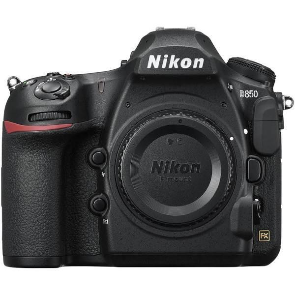Nikon D850 Kit with AF-S 24-120mm VR Lens Digital SLR Camera