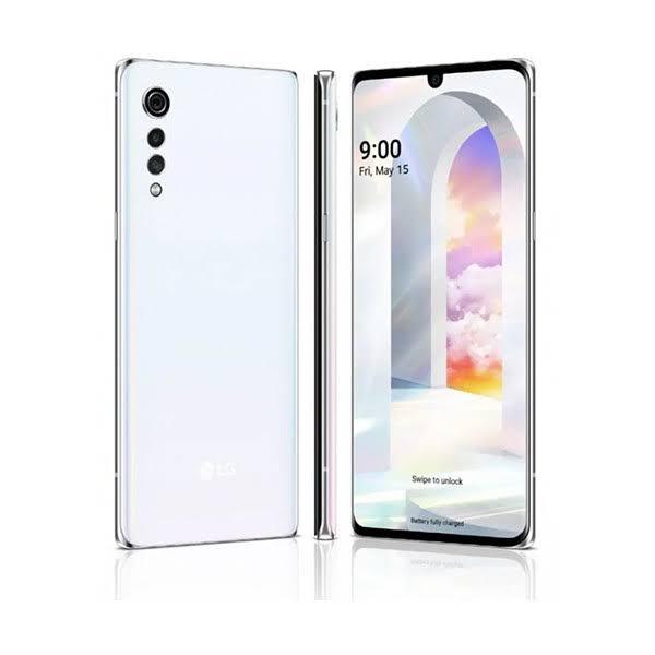 LG Velvet 5G White 128GB and 6GB RAM