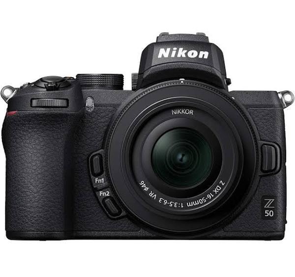 Nikon Z 50 + Z DX 16-50/3.5-6.3 VR systemkamera