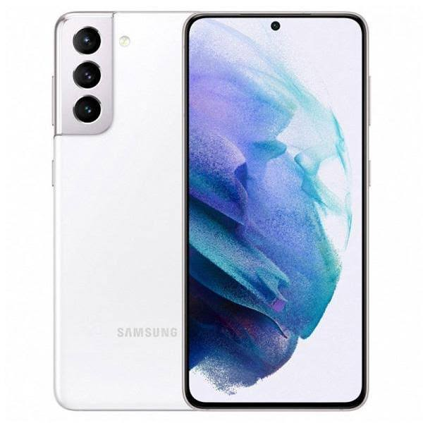 Samsung Galaxy S21 5G SM-991N 256GB (PHANTOM White) [Factory Unlocked]