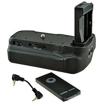Jupio batterigrepp JBG-C016, för Canon EOS 77D/800D