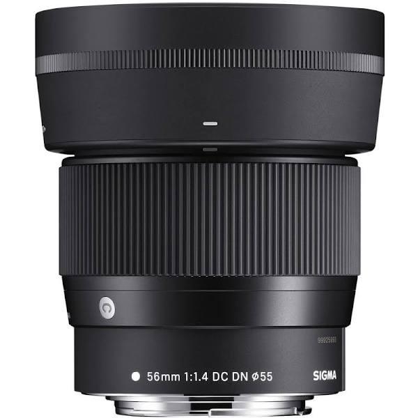 Sigma 56mm f/1,4 DC DN Contemporary till Canon EF-M