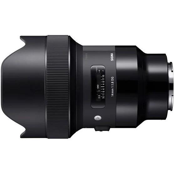 Sigma 14mm F/1.8 Dg Hsm Art (sony E)