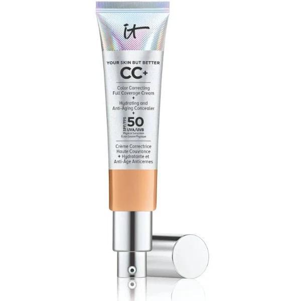 IT Cosmetics Your Skin But Better CC+ SPF50+ Neutral Tan - Makeup - CC-cream