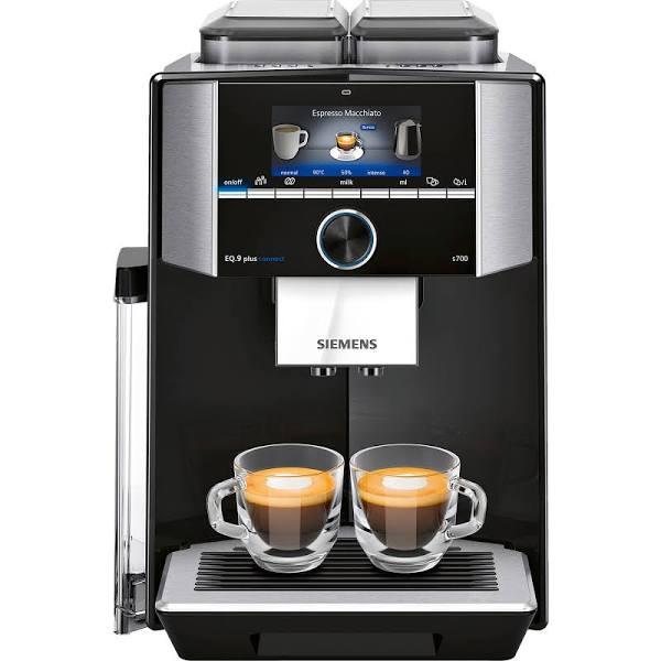 Siemens automatisk kaffebryggare TI9573X9RW