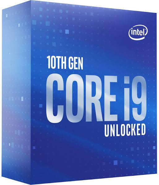 INTEL Core i9-10850K LGA1200