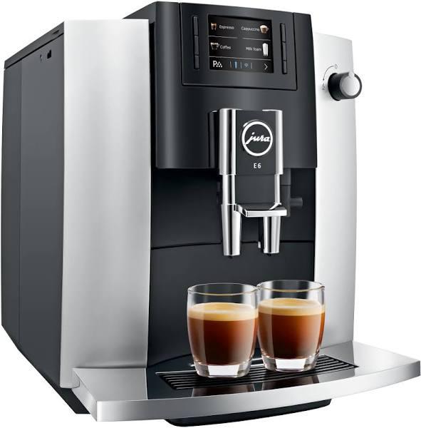 Jura 15376 E6 Platinum Kaffemaskin