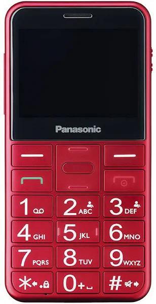 Mobiltelefon för seniorer Panasonic Corp. KX-TU150 TFT LCD Dual SIM