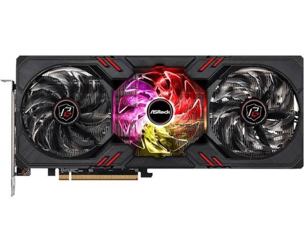 Asrock Phantom Gaming RX6600XT PGD 8GO, Radeon RX 6600 XT, 8 GB, GDDR6, 128 bit, 7680 x 4320 pixlar, PCI Express x16 4.0