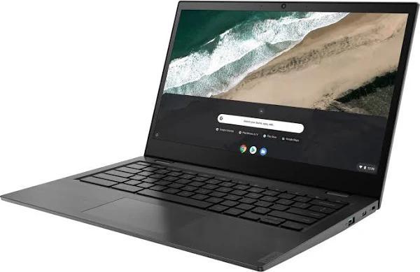 "Lenovo Chromebook S345 14"" bärbar dator (svart)"