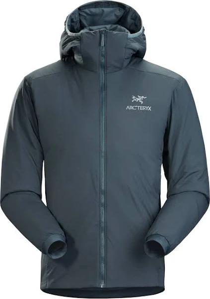 Arcteryx Men's Atom LT Hoodie Jacket grey XXL