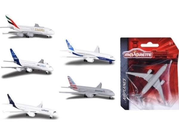 MAJORETTE Airliner 5 Design mix blister