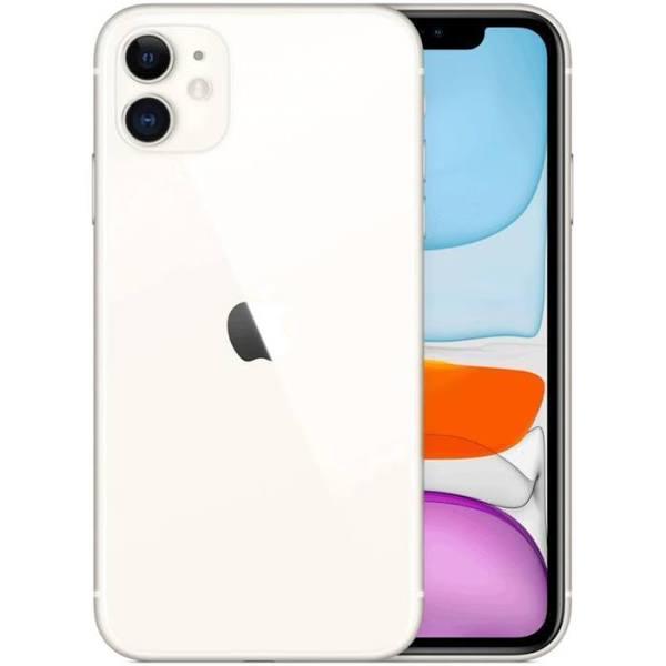 MOBILE PHONE IPHONE 11/128GB White MWM22 APPLE