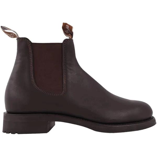 R.M. WILLIAMS BOOTS GARDENER BROWN 36/UK3,5 | Nobo Design