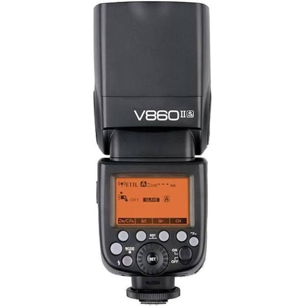 Godox VING V860IIS TTL Li-Ion Flash for Sony Cameras