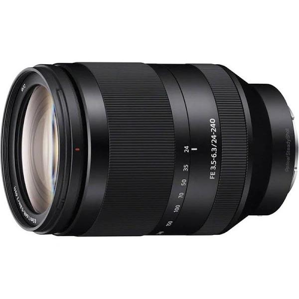 Sony E FE 24-240mm 3.5-6.3 OSS
