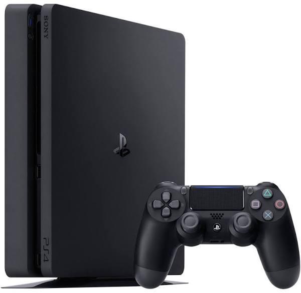 Sony Playstation 4 Slim 500 GB Console (Black)