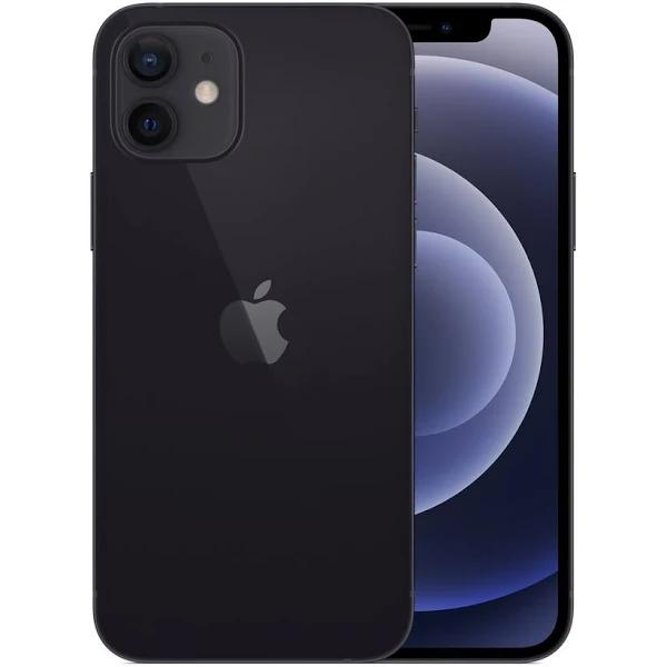 Apple iPhone 12 A2404 5G Dual Sim 256GB - Black