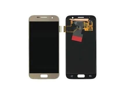 Samsung Gh97-18523C, Skärm, Samsung, Samsung G930f Galaxy S7, Guld, 1 Styck