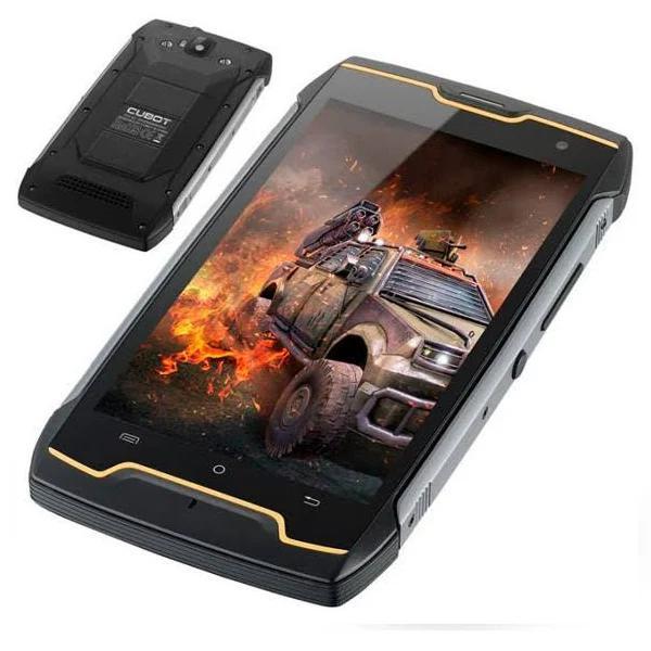 """Smartphone Mattel King Kong 5"""" Quad Core 16 GB 2 GB RAM Svart"""