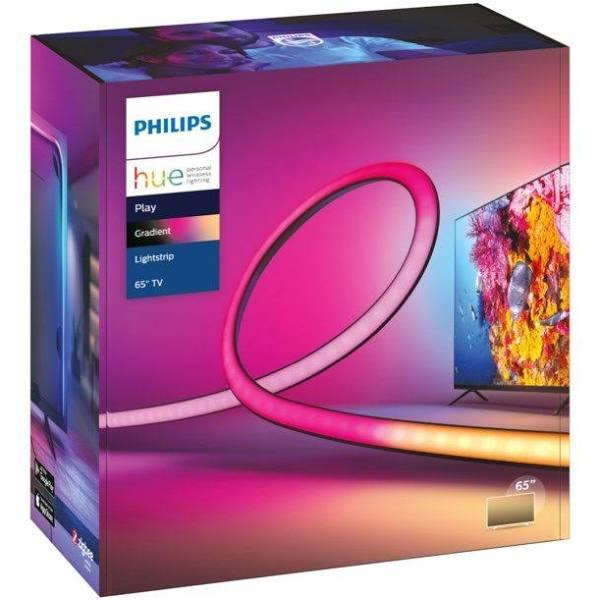 """Philips Hue Play Gradient TV Lightstrip Reaktiv LED-list För 65-70""""-TV"""