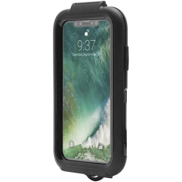 Linocell Mount it Väderskyddad hållare för iPhone X och Xs