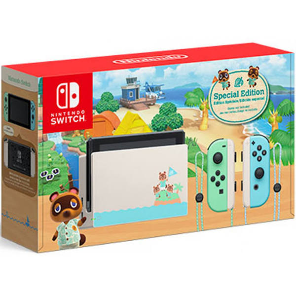 Nintendo Switch Animal Crossing: New Horizons (Generation 2) [Limited Edition]
