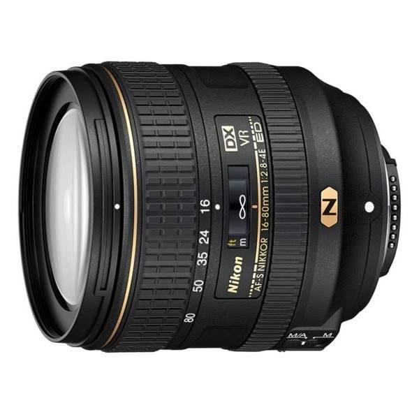 Nikon AF-S DX Nikkor 16-80mm f/2,8-4E ED VR