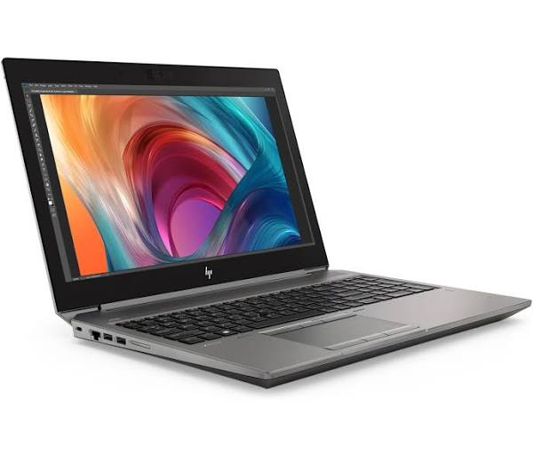 Hp Zbook 15 G6 Mobile Workstation Core I7 16gb 512gb Ssd 15.6