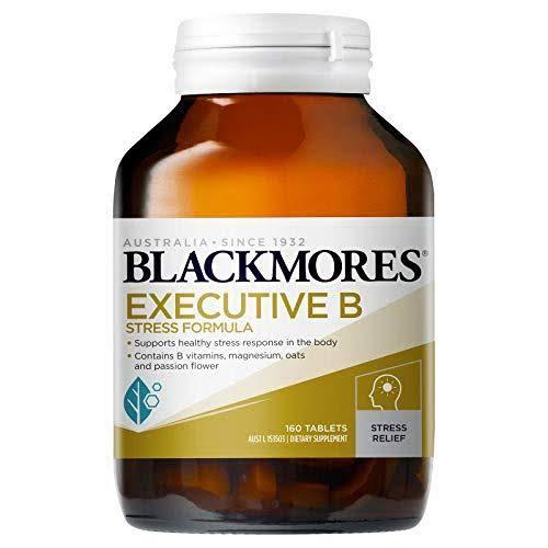 Blackmores Executive B 160 Tablets