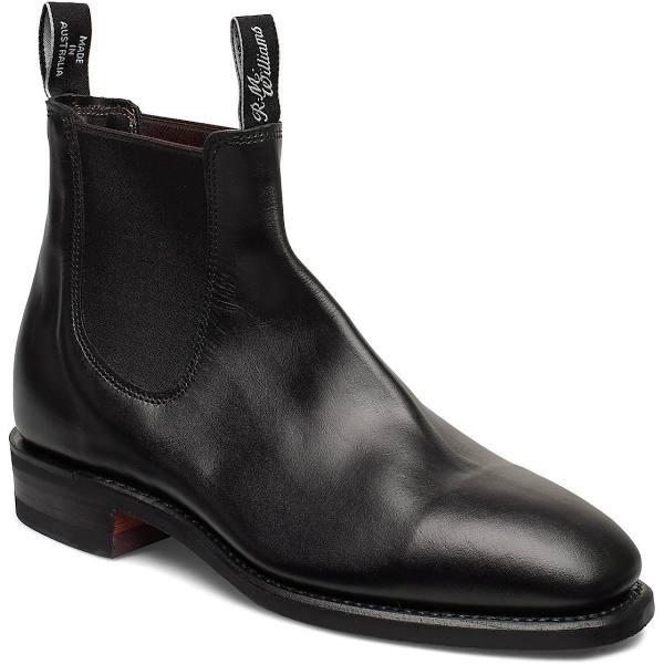 R.M. Williams Blaxland G Yearling Boots Svart