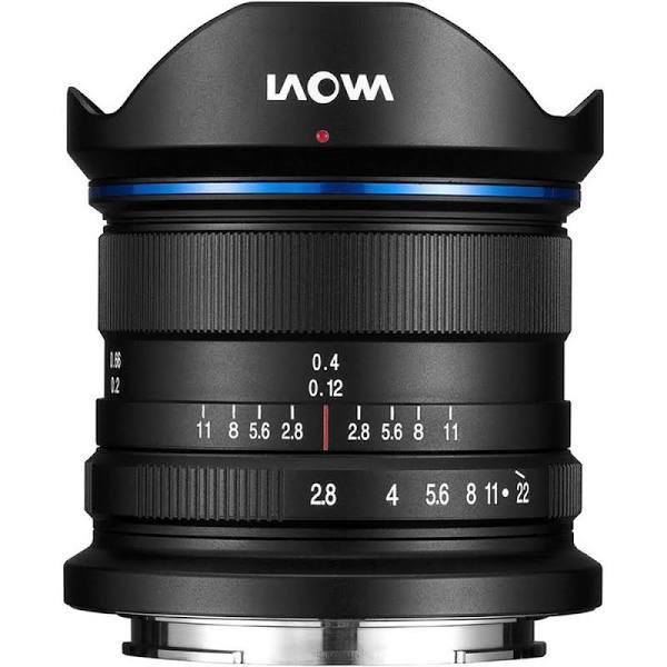 Laowa 9mm f/2.8 Zero-D Lens för Fujifilm X