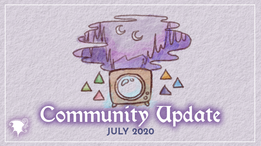 July 2020 community update