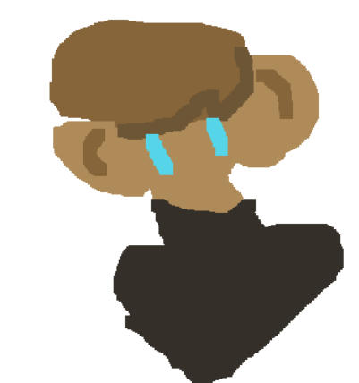 Ox headshot