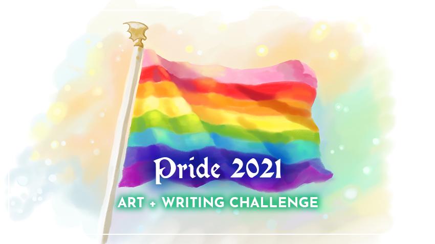 Pride 2021 header graphic