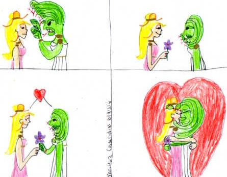 Caris Loves Medusa