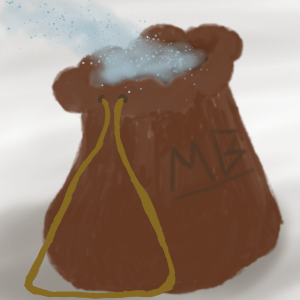 The little pouch (Max's Talisman)