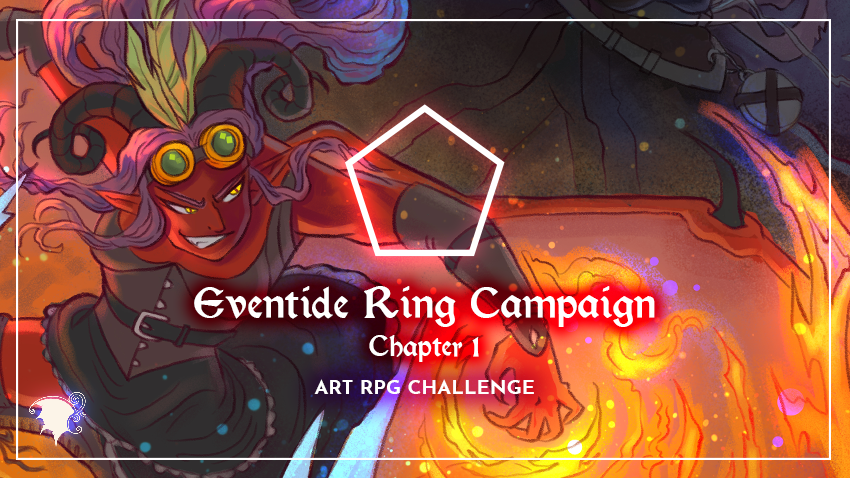 Eventide Ring Campaign Banner