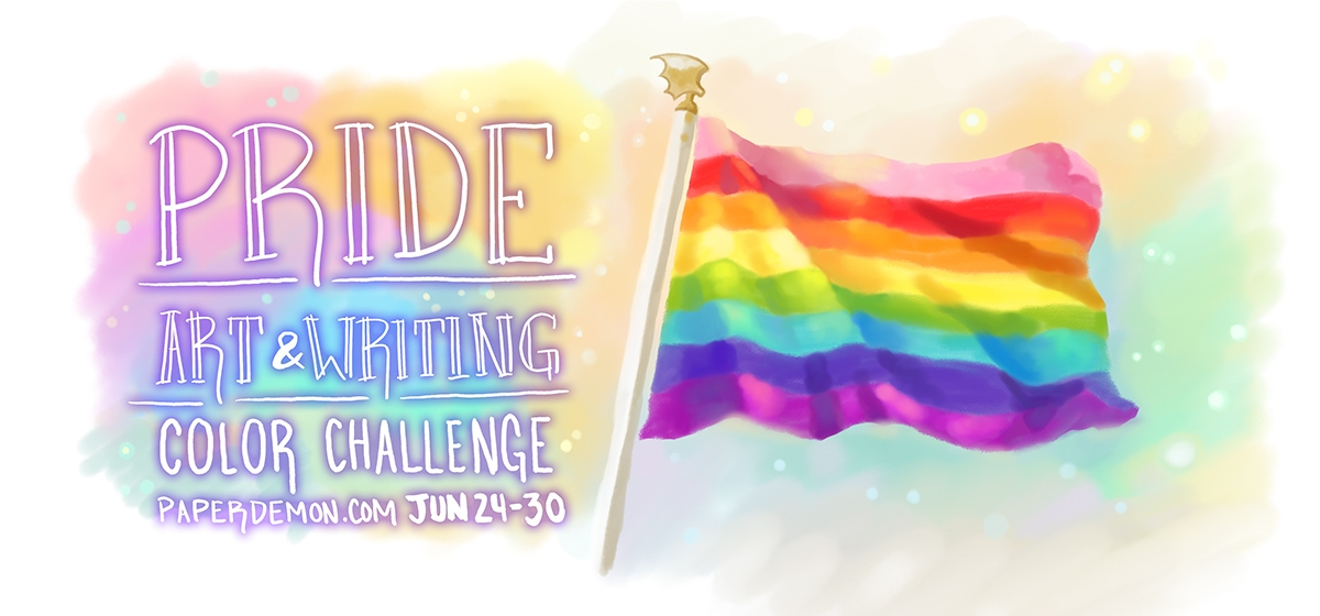 Pride color challenge