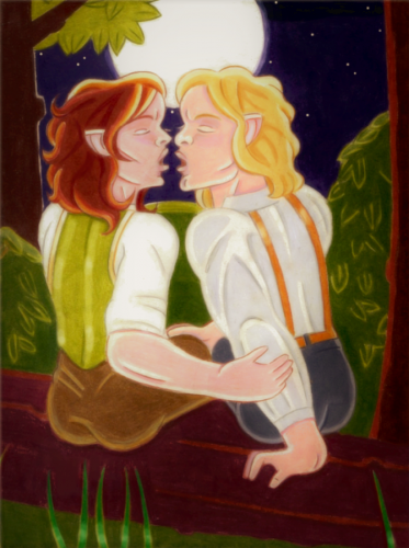 Kiss by Moonlight