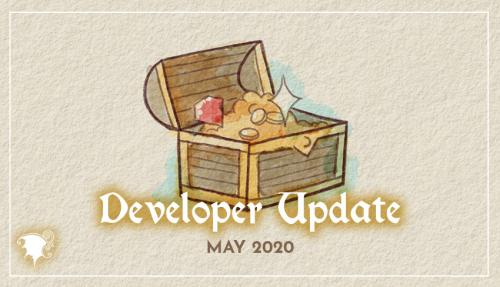 Developer Update May 2020